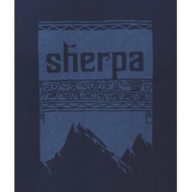 Sherpa Khangri - T-shirt manches courtes Homme - bleu